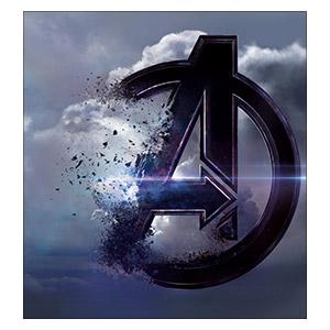 Avengers. Размер: 60 х 65 см